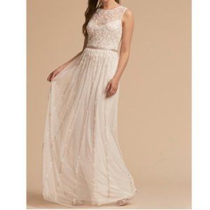Anthropologie BHLDN Eliza Dress NWOT
